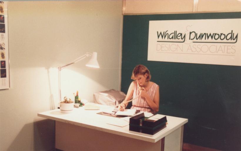 Whalley Dunwoody, Salisbury Arcade 1983