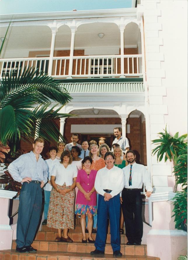 Florida Road 1995