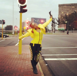 An early morning start in Durban